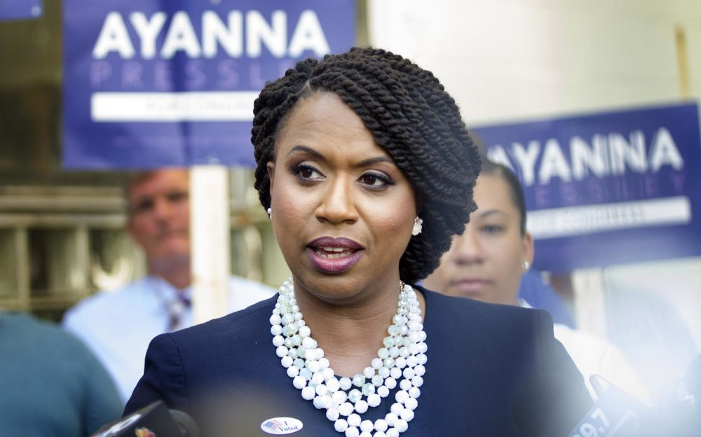Ayanna Pressley's Reaction To Her Historic Victory Is Everything