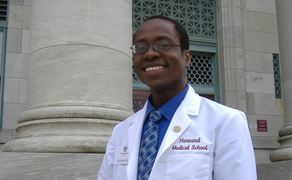 www.wbur.org: A Dual Degree From Oxford. A Medical Degree From Harvard. Neither Protected Me From Racism