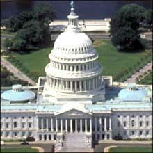 The U.S. Capitol. (AP photo)