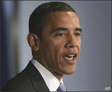 President-elect Barack Obama comments on his economic plans on Wednesday, Jan. 7, 2009, at a press conference at his transition office in Washington, DC. (AP)