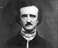 Edgar Allan Poe, daguerreotype 1848