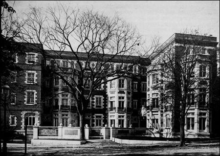 Westmorly as built in 1901. (Courtesy Avery Library, Columbia University)