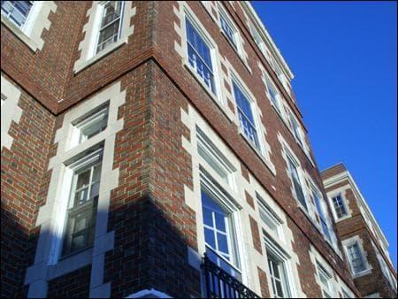 Westmorly, now Adams House façade. (Courtesy David Foxe)
