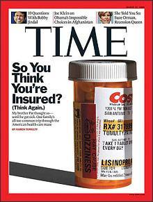 Time cover.