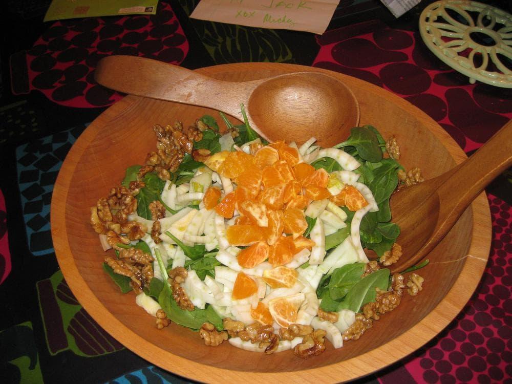(Kathy Gunst) Winter salad