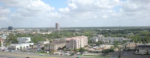 A view of McAllen, Texas, June 2008. (Flickr/shainelee; click for full image)