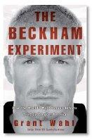 The Beckham Experiment Book Cover