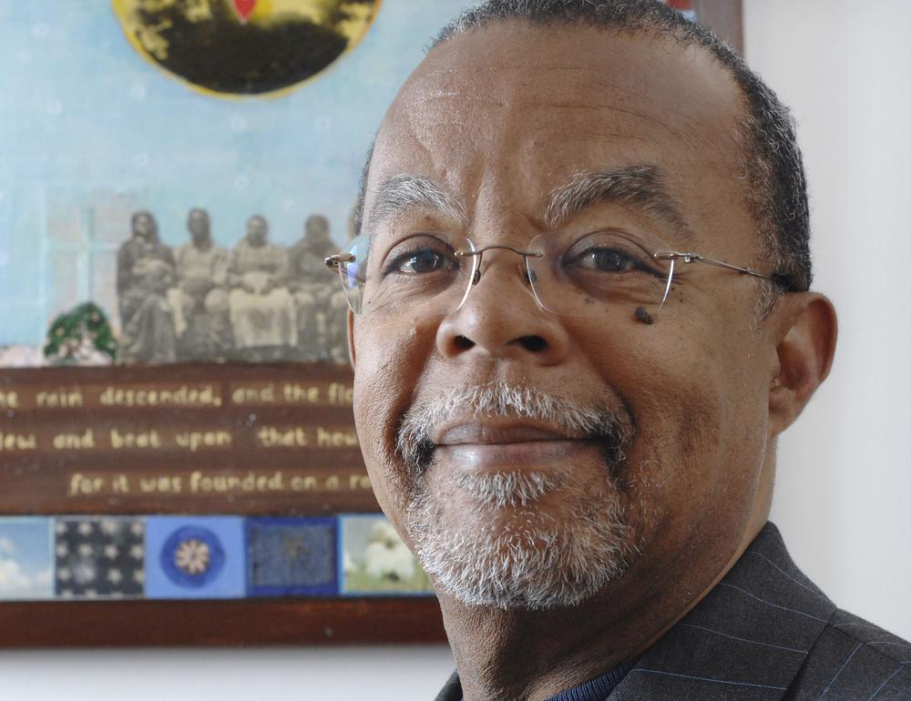 Henry Louis Gates Jr., historian and director of the W. E. B. Du Bois Institute for African and African American Research at Harvard University, in a 2008 photograph in his Cambridge home (AP)