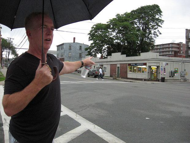 On The Streets Of Lowell, An Addict Turned Screenwriter