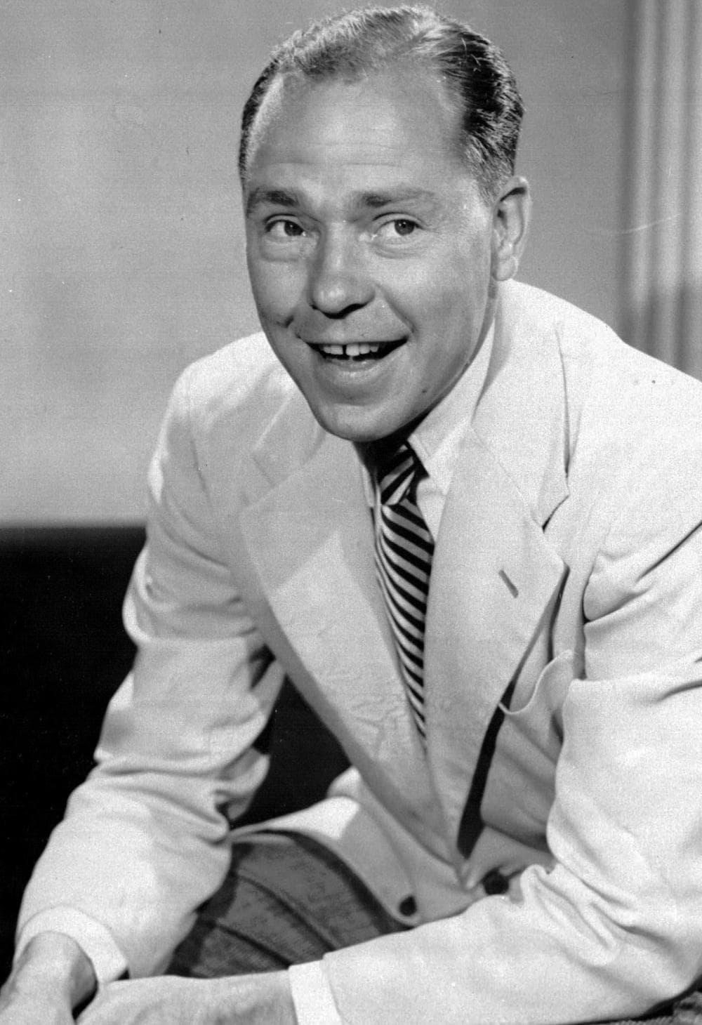 Johnn Mercer in 1956 (AP)