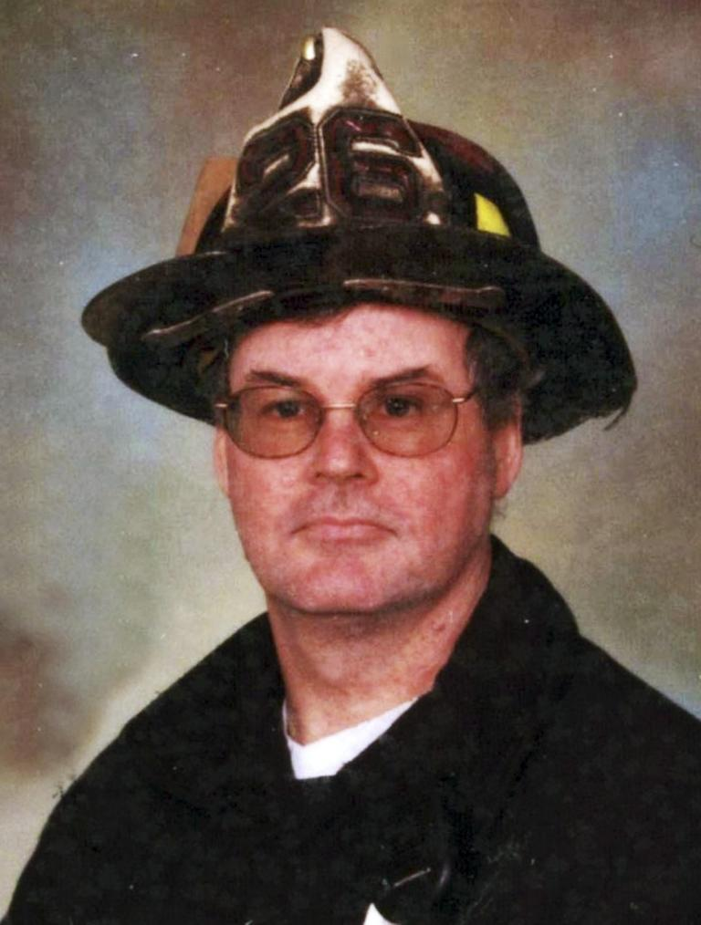 Lt. Kevin Kelley of Quincy died in January 2008 after a ladder truck he was riding in crashed into a building in Boston. (AP)