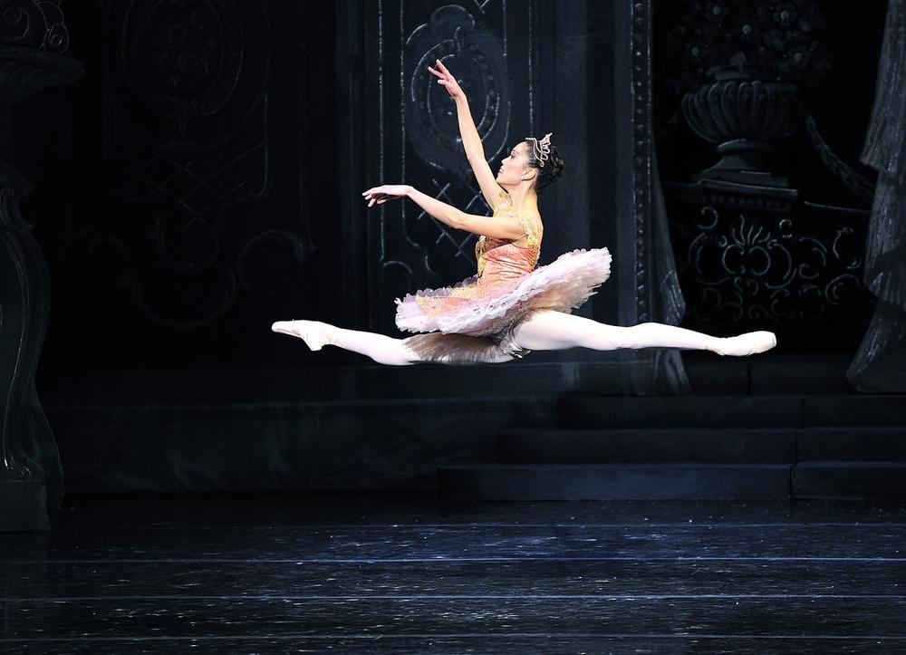Lia Cirio in Boston Ballet's The Nutcracker. (Gene Schiavone/Courtesy Boston Ballet)