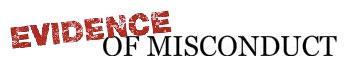 WBUR Series: Evidence Of Misconduct