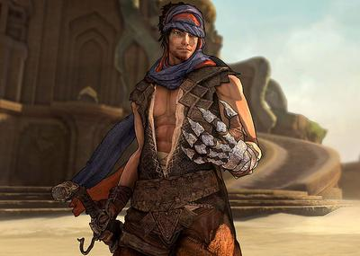 "An image from ""Prince of Persia.""  PAX East will feature a demo of ""Prince of Persia: The Forgotten Sands,"" which comes out in May. (AP)"