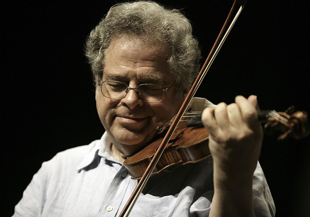 Itzhak Perlman in 2009. (AP)