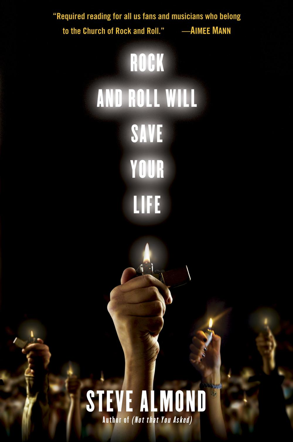 """Cover image from""""Rock and Roll Will Save Your Life"""""""