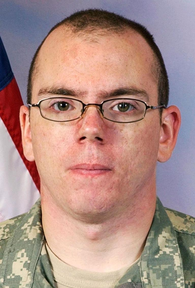 Army National Guard Sgt. Robert Barrett (AP)