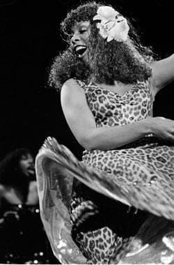 Singer Donna Summer in 1979. (AP)
