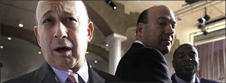 Goldman Sachs CEO Lloyd Blankfein (AP)