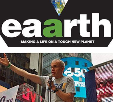 Bill McKibben says the earth as we know it is already gone. (Credit: Times Books/matthew mcdermott/flickr)