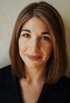 Author Naomi Klein (Credit: Andrew Stern)