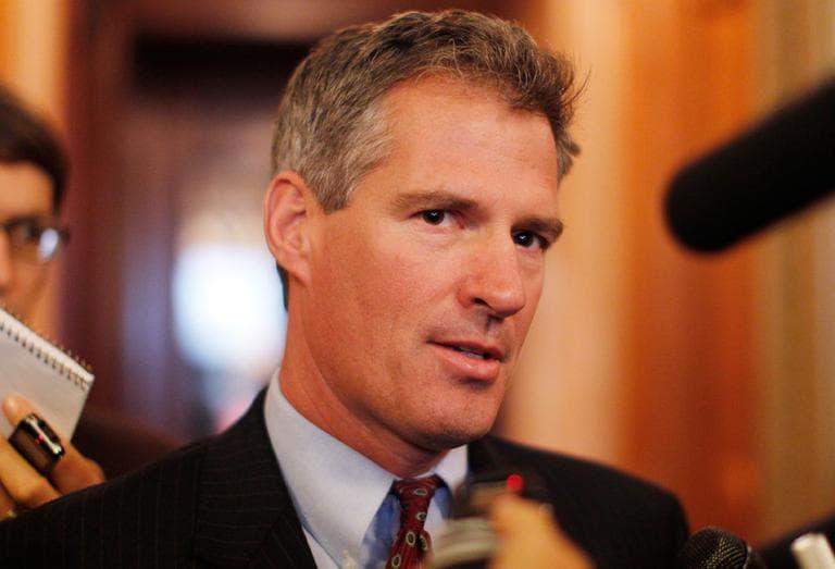 Sen. Scott Brown (AP)