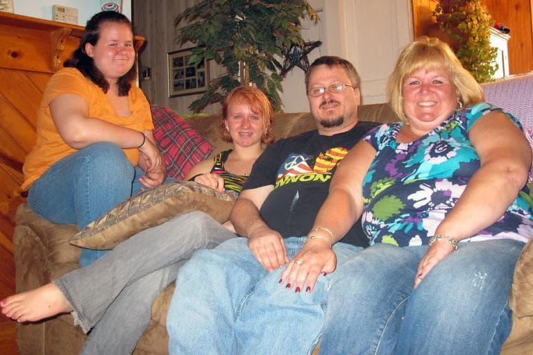 The Steen Family (Fred Thys/WBUR)