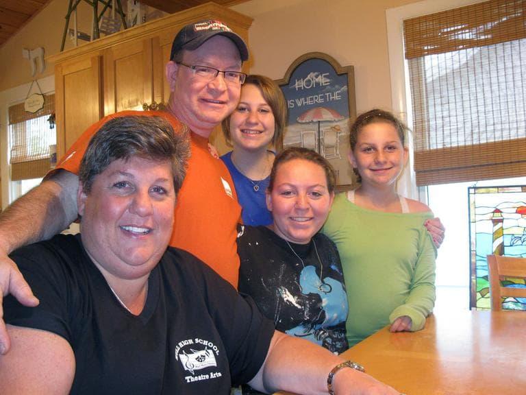The Jenkins Family (Fred Thys/WBUR)