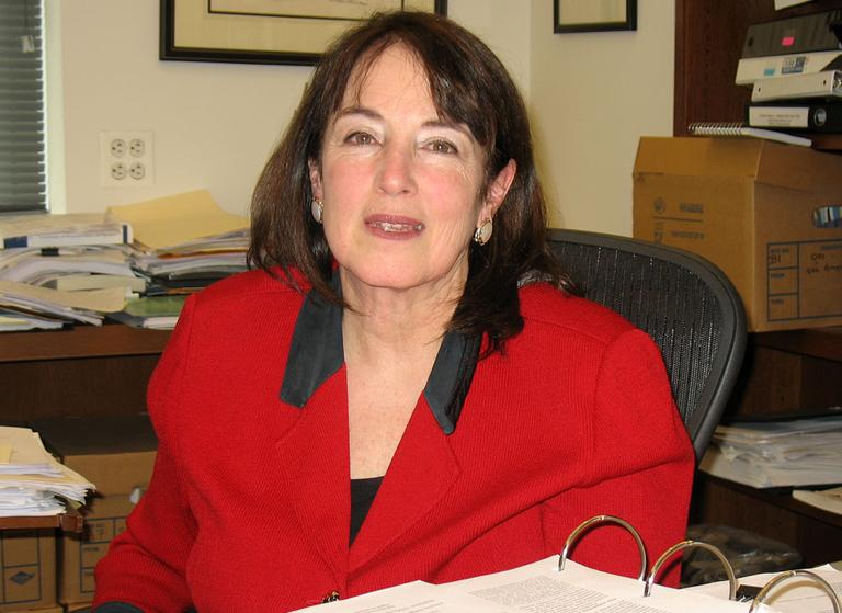 Judge Nancy Gertner (Monica Brady-Myerov/WBUR)