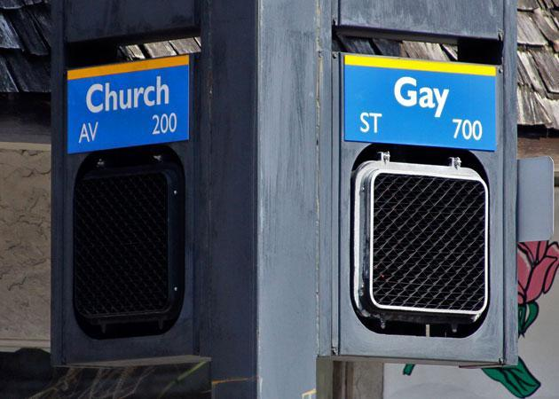The intersection of Church & Gay in Knoxville, Tenn. (Wyoming_Jackrabbit via Flickr)