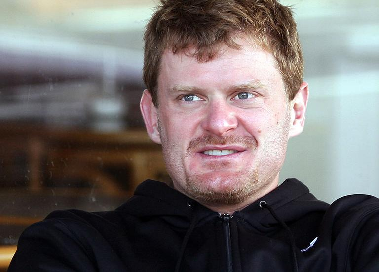 U.S. cyclist Floyd Landis in New Zealand on Nov. 7, 2009. This week, Landis admitted he used performance-enhancing drugs in his career, including when he won the Tour de France in 2006. (AP)