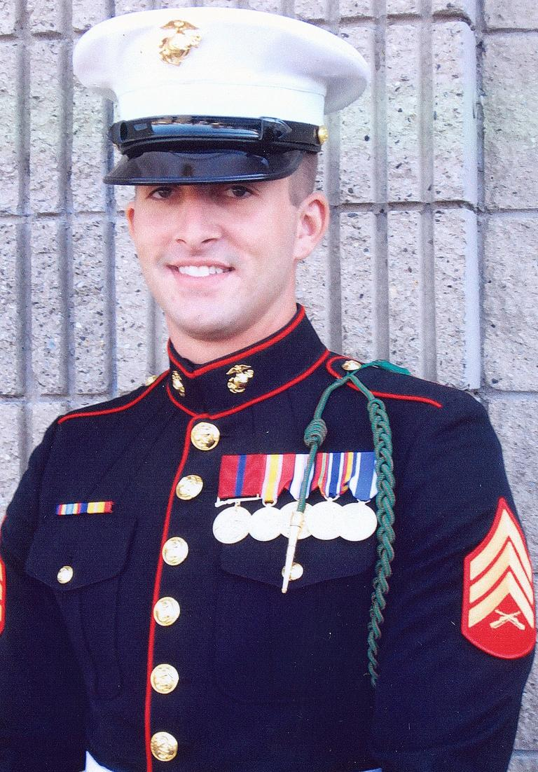Sgt. Joshua Desforges (Courtesy)