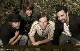 A.L.O. at the Outside Lands Festival in San Francisco, Ca. (Jay Blakesberg & Damien Miller)
