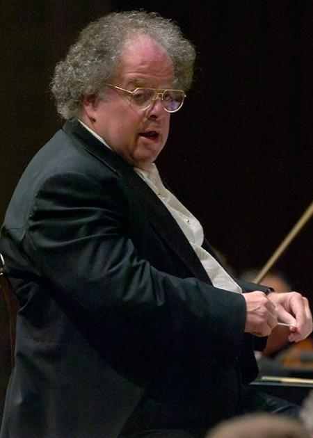 Maestro James Levine, in 2007 (AP)