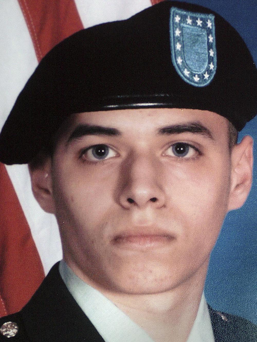 Army Spc. Scott Andrews (AP)