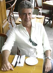 Anthony Bourdain in New York. (AP)