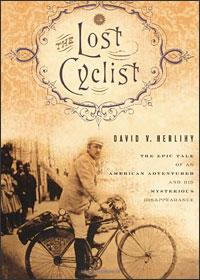 Lost Cyclist (cover detail)