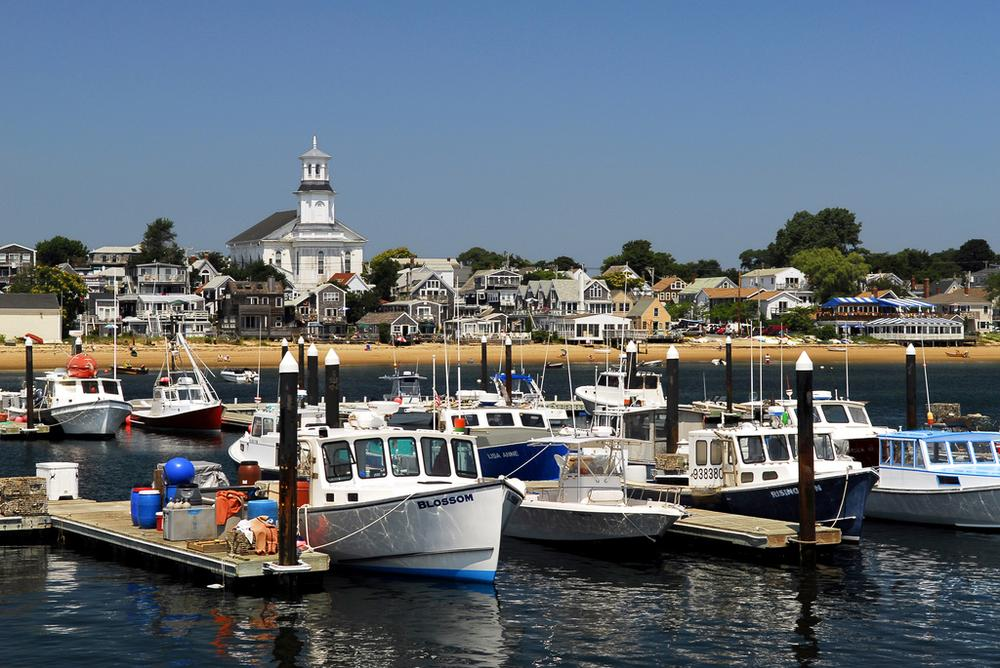 Provincetown's fishing fleet has all but disappeared over the years. (ZaNiaC/Flickr)