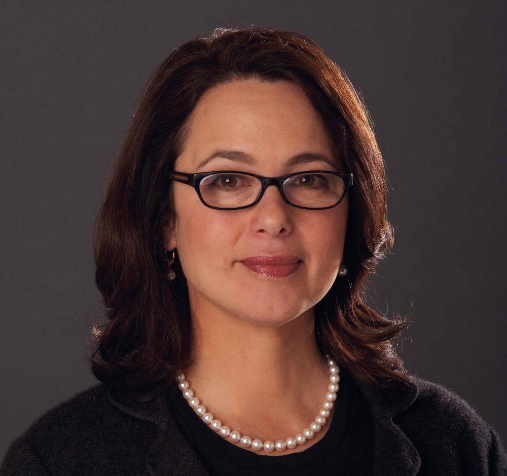 Terrorism expert and author Jessica Stern. (Joel Benjamin)