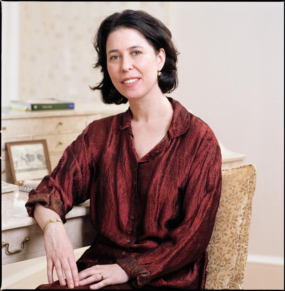 Author Allegra Goodman. (Nina Subin)