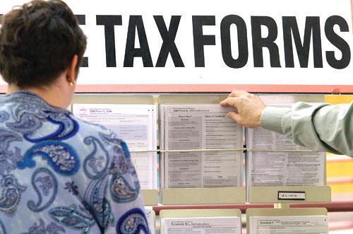 The Illinois Department of Revenue in Springfield, Ill., 2010. (AP)