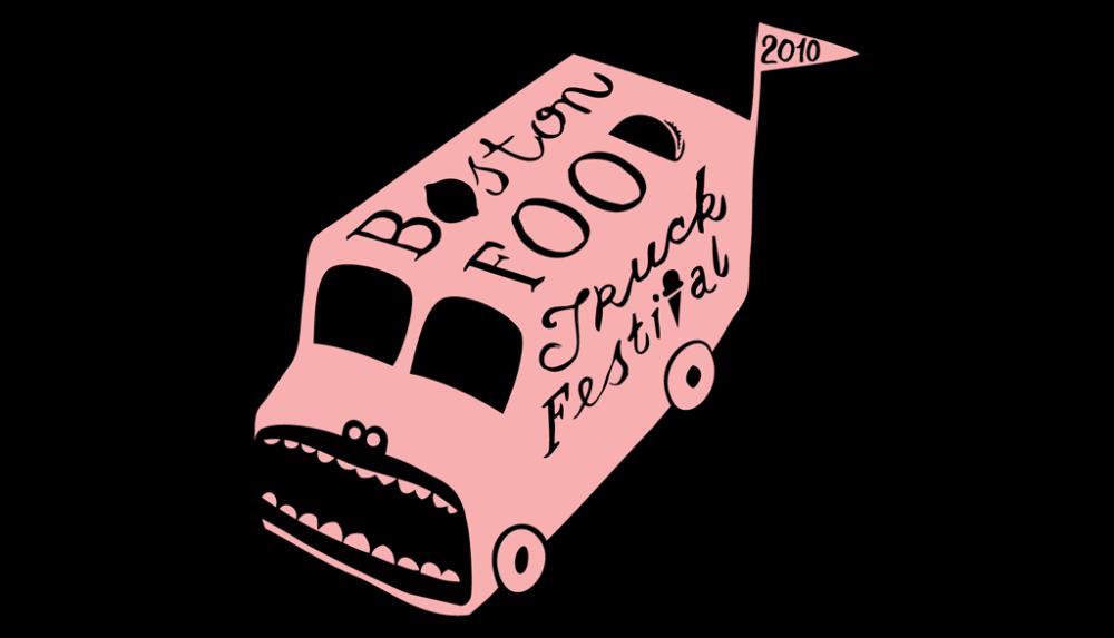 Boston Food Truck Festival logo