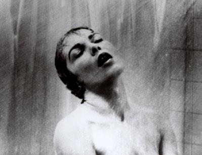 """Actress Janet Leigh in the shower scene in Alfred Hitchcock's 1960 classic thriller """"Psycho."""" (AP)"""