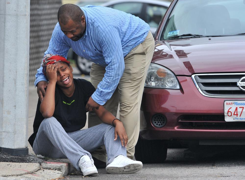 Four Dead, One Hurt In Boston Shooting | WBUR News