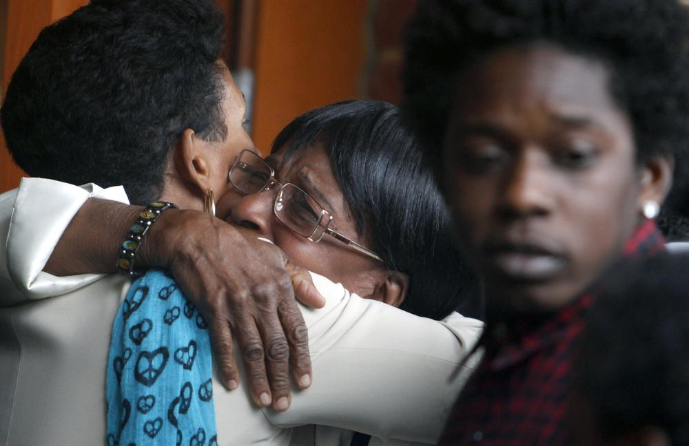 Buried Together, Mother And Son's Killing Is A Wake-Up Call