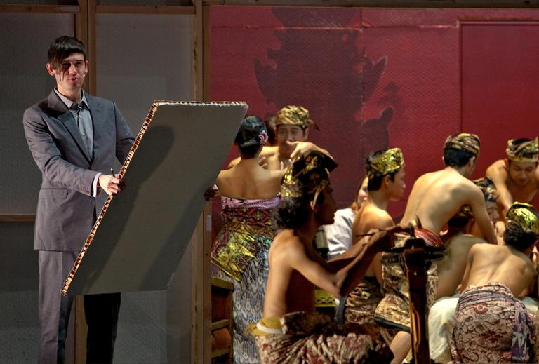 A performance of House in Bali. (courtesy photo)