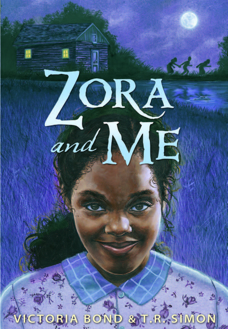 """Zora and Me"" by Victoria Bond & T.R. Simon. (Courtesy Candlewick Press)"