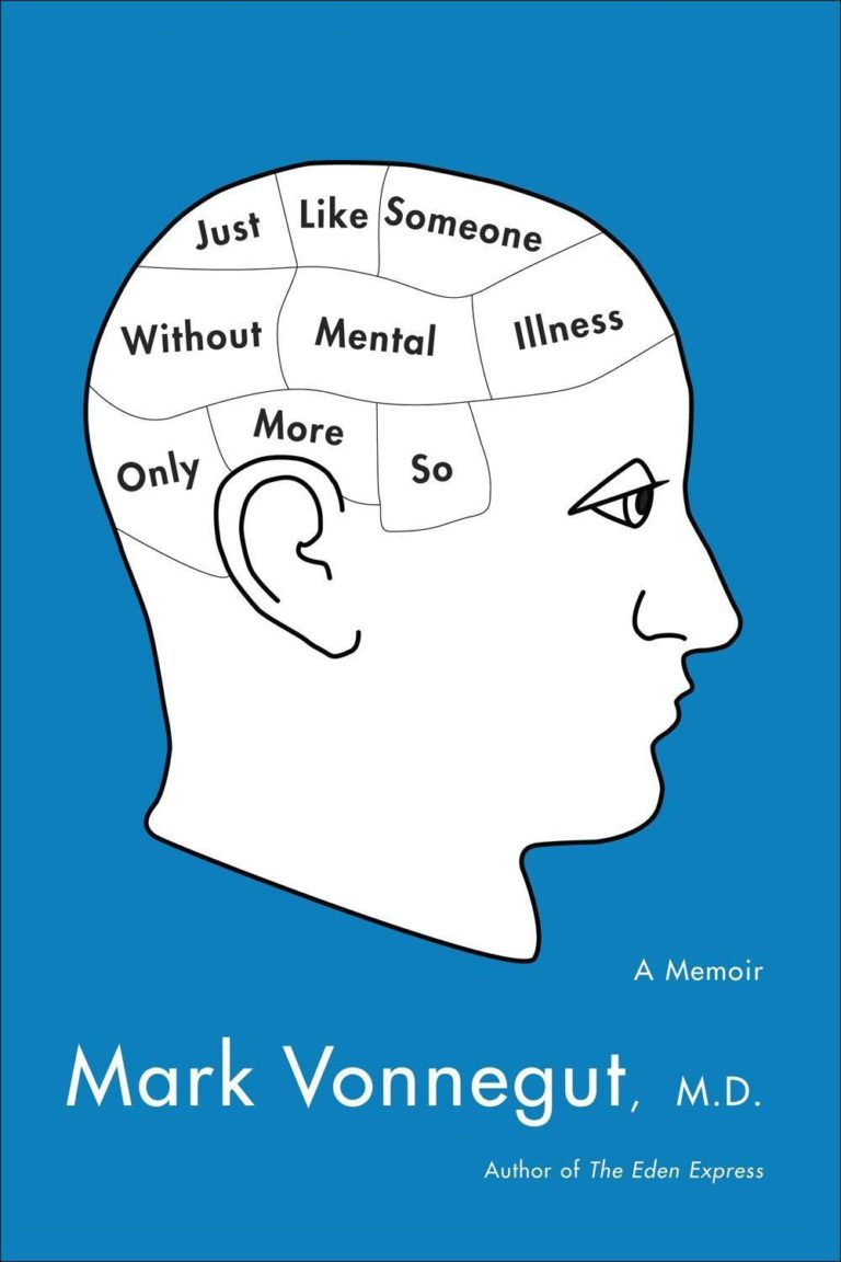 """""""Just Like Someone Without Mental Illness Only More So"""" (Courtesy Random House)"""