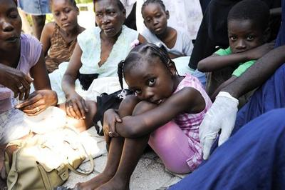 Partners In Health says cholera has killed 160 people in Haiti with 2000 cases confirmed.
