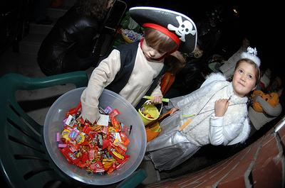 Two brands of Halloween candy are recalled